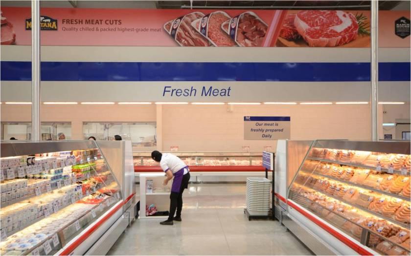 3 Fresh Meat