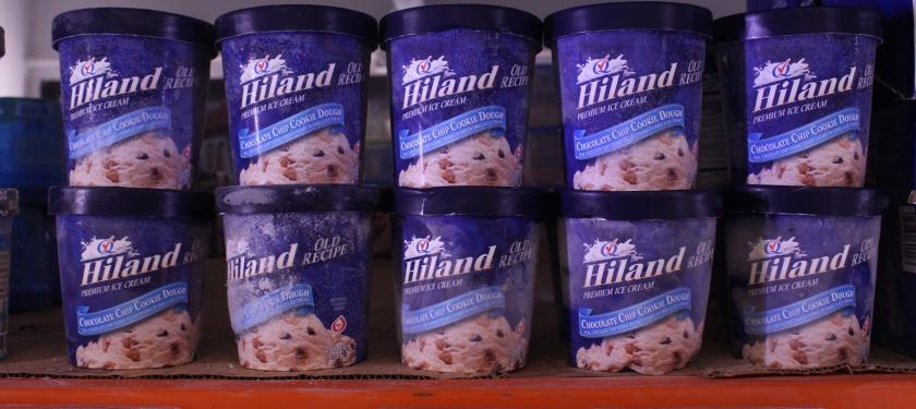 3 Hiland Ice Cream