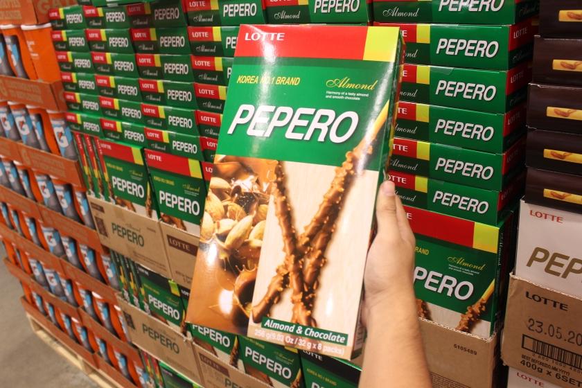 5 Pepero