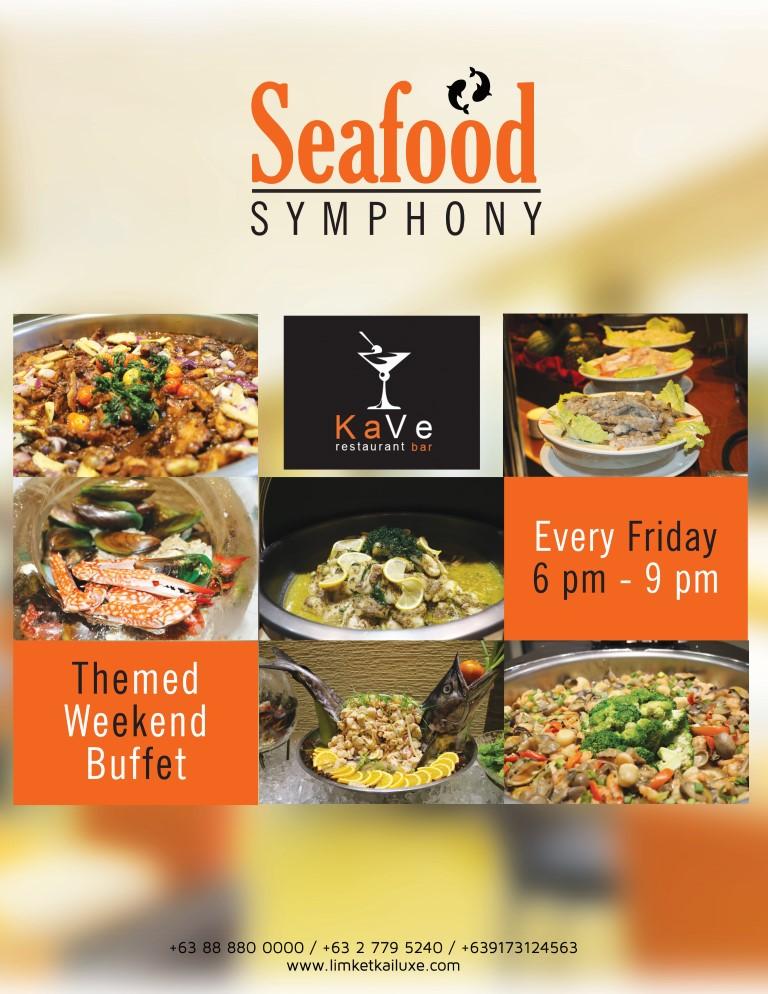 Seafoods symphony (Medium)