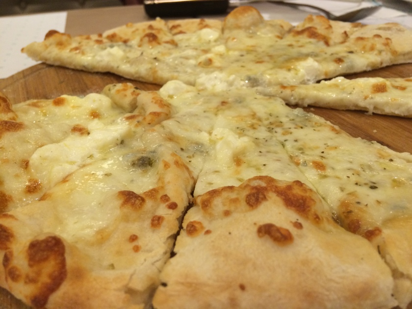 Giuseppe Four Cheese Pizza