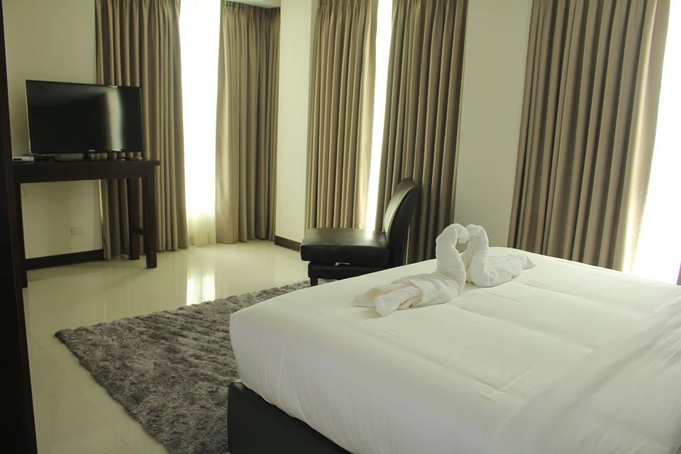 pacifico hotel lurury room